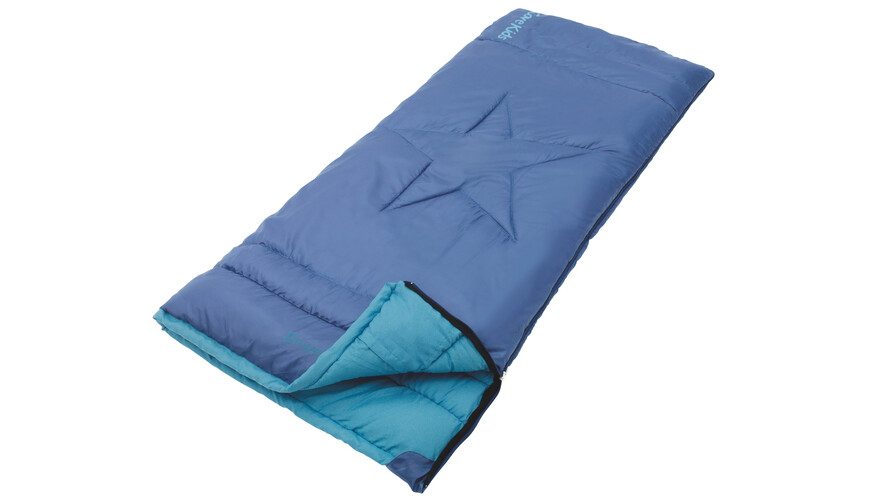 Outwell Cave Kids Sleeping Bag blue